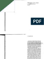 Freud. Psicología de las masas y analisis del yo (C. I a III)