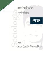 Articulo Opinion