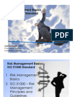 Risk Management Basic ISO 31000