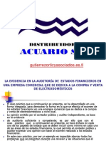 Auditoría - Evidencia - Caso Práctico UMG.ppt