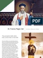 St. Francis Regis Clet