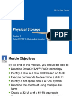 NetApp PhysicalStorare PPT2