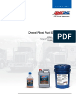 AMSOIL Diesel Fleet Fuel Economy Study