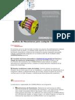 Análisis de Mecanismos para cualquier Sistema CAD