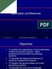 Ch13 Appl Architectures