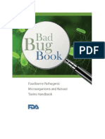Microbiology - Bad Bug Book