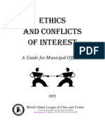 Conflict Interest