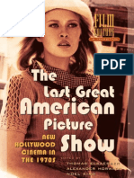 The Last Great American Picture Show - New Hollywood Cinema in the 1970s
