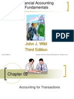 Accounting Ch 2