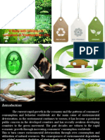 Green Marketing Powerpoint Presentation
