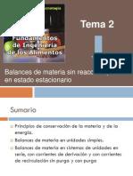 Tema 2 Fundamentos Ingenieria Alimentos