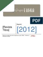 Revista TIBRA 2012.2