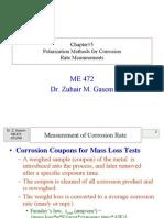 Corrosion Rates