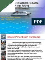 Hubungan Transportasi Terhadap Harga Barang.ppt