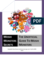 Unofficial Guide to Moshi MonstersV2.0