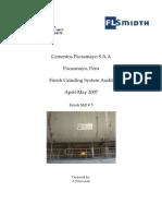 Auditoría molino 5