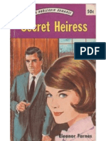 Farnes, Eleanor - Secret Heiress
