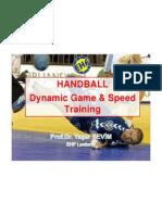 wp sevim handball dynamic game und speed training