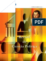 REVISTA CIENCIA POLITICA AÑO 3 N° 10 AGOSTO 2010