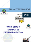 00 Intro to Employee Developement