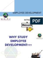 00 Intro to Employee Developement