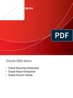 Oracle Demo