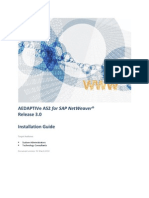 AEDAPTIVe AS2 3.0 Installation Guide