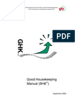 Good Housekeeping Manual 06-0748