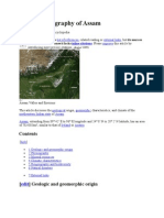 83782891 l Geography of Assam