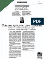 Rassegna Stampa 13.02.13