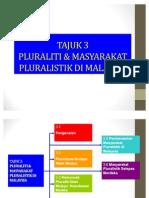 74661804 Hubungan Etnik Nota Topik 3 Masyarakat Pluralistik Alam Melayu