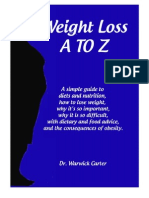 Weight Loss A to Z