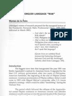 De la Peña. The Spanish-English Language War.pdf