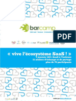 SaaSCamp Toulouse eBook 2013-Eurécia et WeLoveSaaS