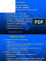 L17 Highway Types