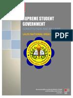 LNHS Supreme Student Government
