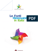 Fonti Rinnovabili in Italia