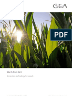 GEA Westfalia-Starch From Corn-Separation Technology for Cereals