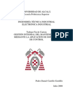 gestion integral del mantenimiento mediante software de control tesis