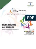 CAAYE Young Entrepreneur Summit