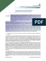 Cloud comuting dans les PME françaises