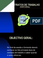 Contratos de Trabalho[1]