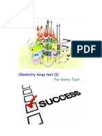 The Best Chemistry MCQs for exams and entry Test by Dr. Sajid Ali Talpur