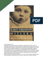 40665311 Ron Rosenbaum Kako Objasniti Hitlera[1]