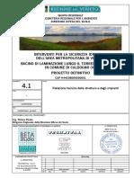 Interventi per la sicurezza idraulica dell'area di Vicenza