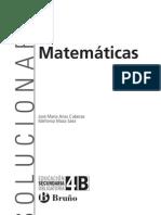 124944669-Matematicas-Solucionario-Libro-Profesor-4º-ESO-B-Bruno