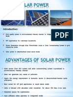 Solar Products Ppt