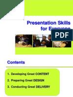 Presentation Skills for Everyone - Copy