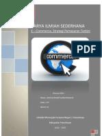 Karya Ilmiah E Commerce.docx