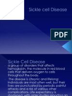 Sickled Cell Disease